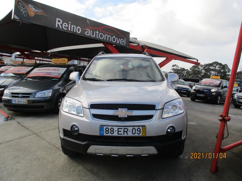 Chevrolet Captiva 2.0 VCDI Seven