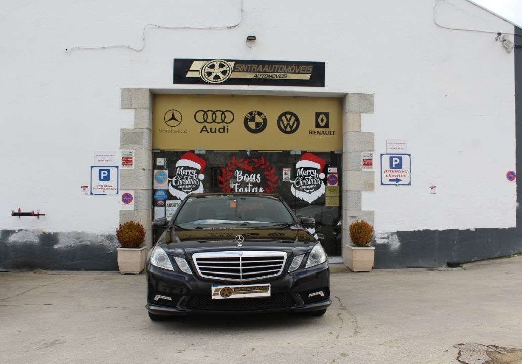 Mercedes-Benz E 250 CDi Elegance BlueEfficiency Auto.