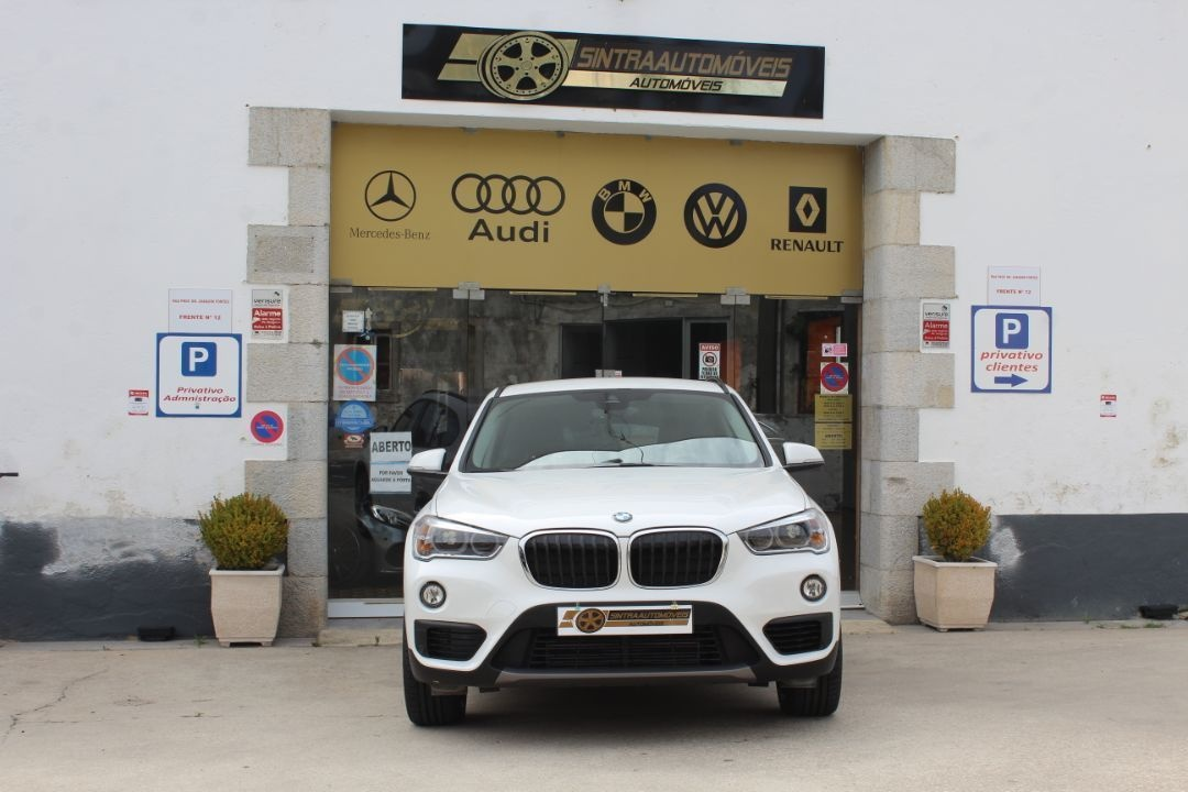 Bmw X1 18 d sDrive Auto Advantage