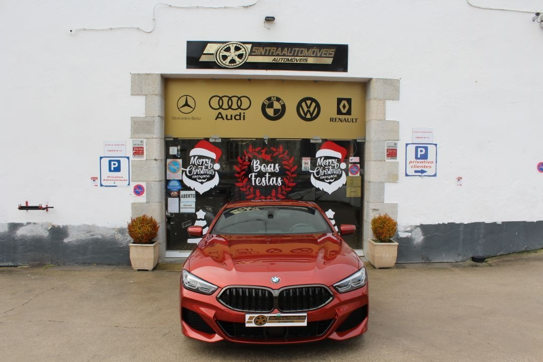 Bmw 840 d xDrive Pack M