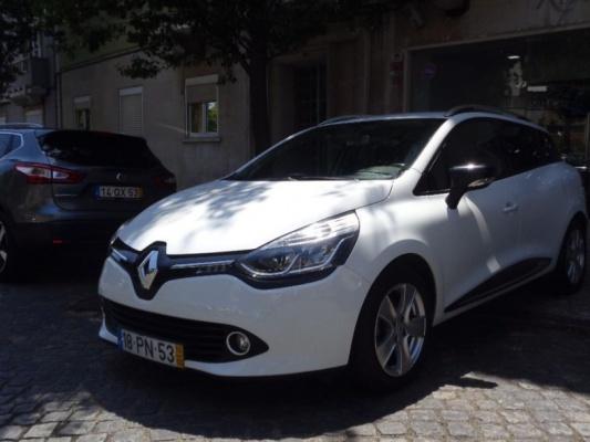 Renault Clio sport tourer, 2015