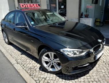 BMW Série 3 318 D LINE SPORT