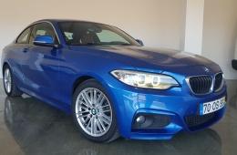 BMW Série 2 225 d M