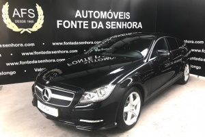 Mercedes-Benz CLS 250 Shooting Brake CDi BlueEfficiency
