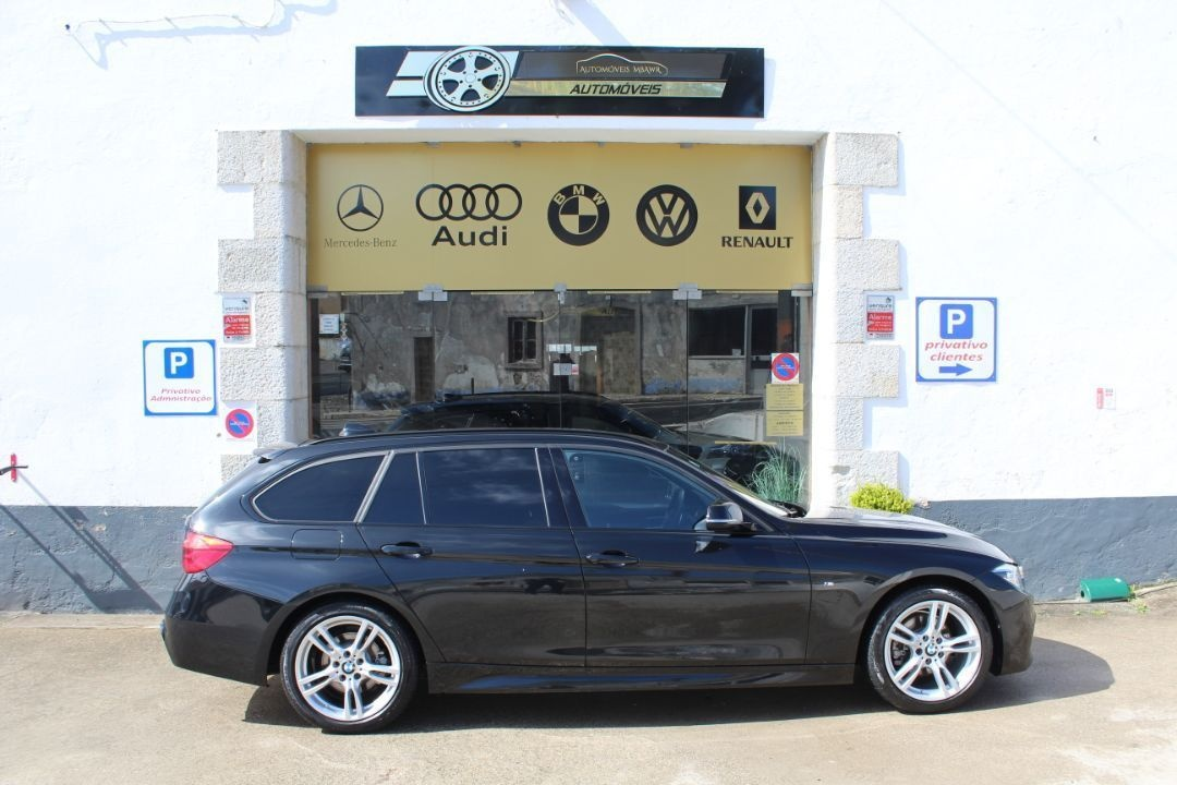 Bmw 320 D Auto Touring Pack M