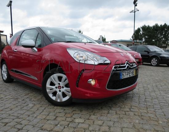Citroën DS3, 2011