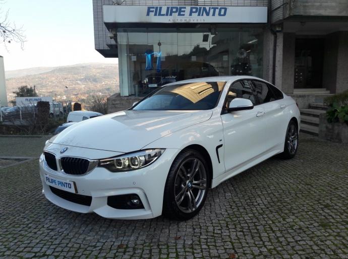 BMW 420 D Gran Coupé Pack M Auto Novo Facelift