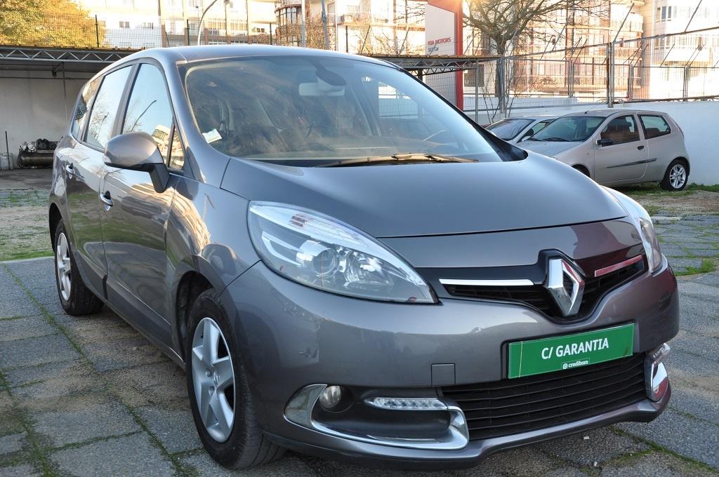 Renault Grand Scénic 1.5Dci