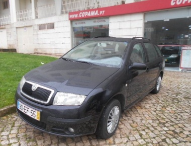 Skoda Fabia break 1. 2 Confort  AC HTP