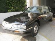 Citroën SM Maserati