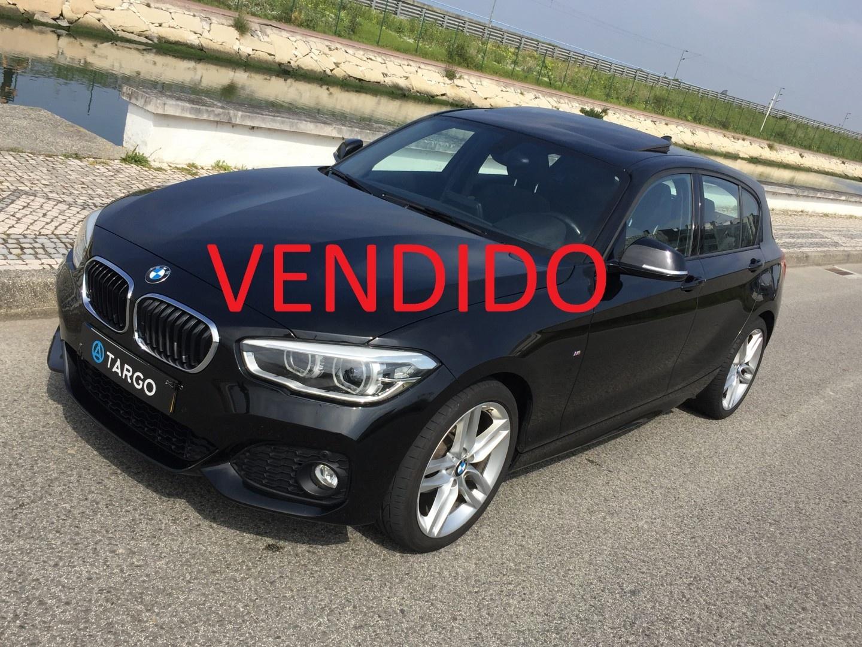 BMW 116 d Pack M 5 portas