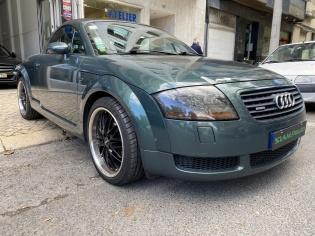 Audi TT 225 CV Nacional Cabrio