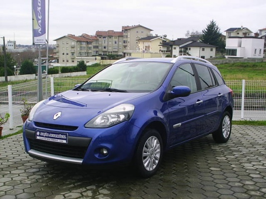 Renault Clio, 2010