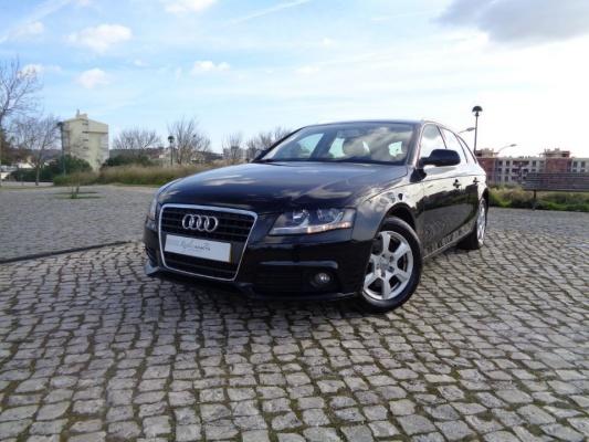 Audi A4 avant, 2009