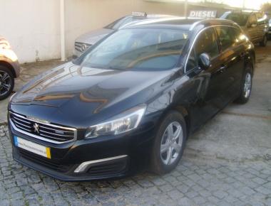 Peugeot 508 Blue HDi