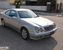 Mercedes-benz Clk 200 Kompressor Elegance
