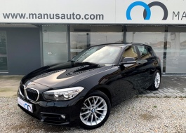 BMW 116 D EfficientDynamics Line Sport