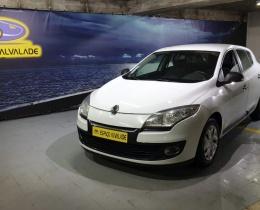 Renault Megane 1.5 dci van