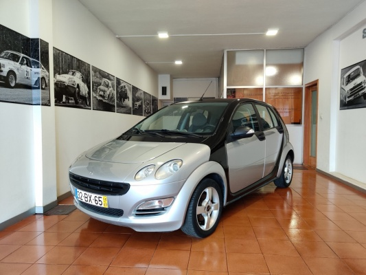 Smart ForFour, 2006