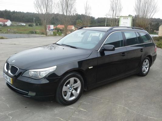 BMW 520, 2008