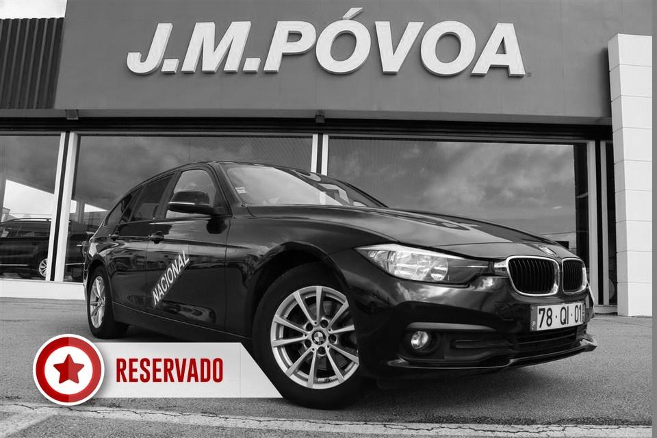 BMW Série 3 320 d Touring Auto 190cv