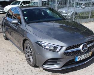 Mercedes-Benz A 180 AMG Line Aut.