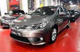 Toyota Corolla 1.4 D-4D Exclusive