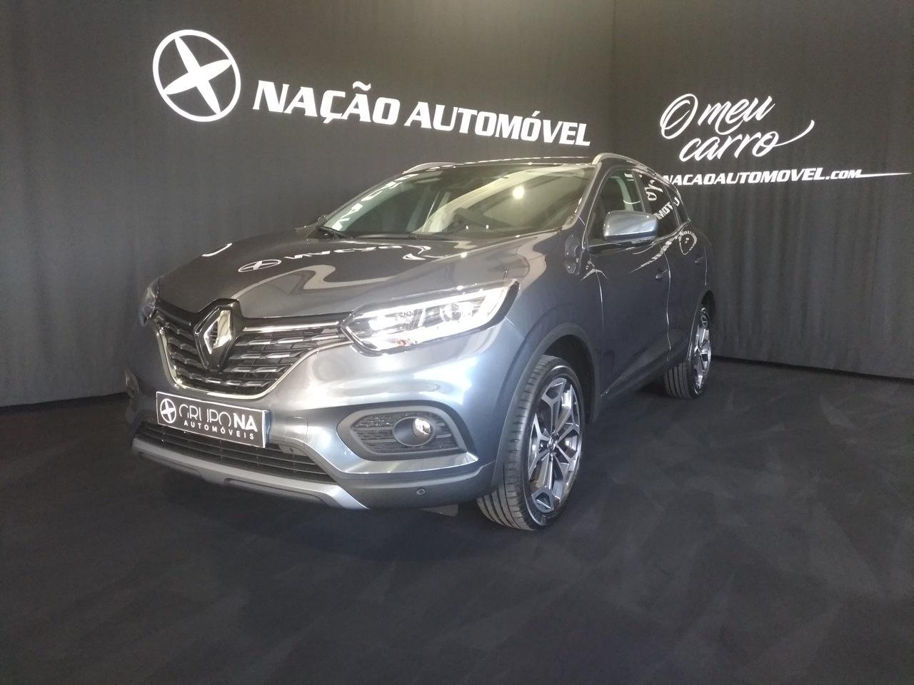 Renault Kadjar 1.3 Tce 140 FAP 6 velocidades Intens Plus 5 lugares 5 portas