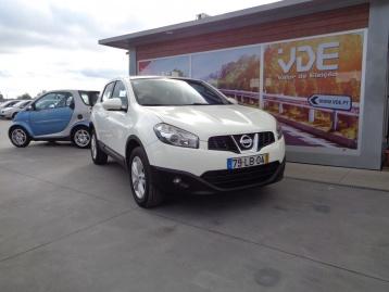 Nissan Qashqai TEKNA 1.5DCI 110CV GPS