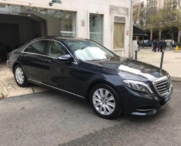 Mercedes-Benz S 350 D BLUETEC