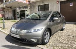 Honda Civic 1.4 - 60.000 KM - IUC Antigo - Financiamento - Garantia