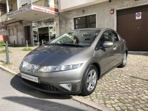 Honda Civic 1.4 - 60.000 KM - IUC Antigo - Financiamento - Garantia