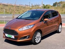 Ford Fiesta 1.0 Ecoboost Titanium 100cv Nacional