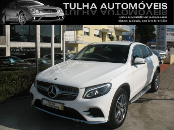 Mercedes-Benz GLC 250d Coupé 4Matic AMG line  Autom.