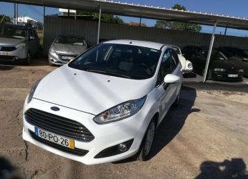 Ford Fiesta Titanio 1.0