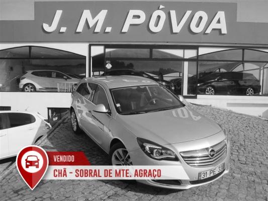 Opel Insignia Sports Tourer, 2014