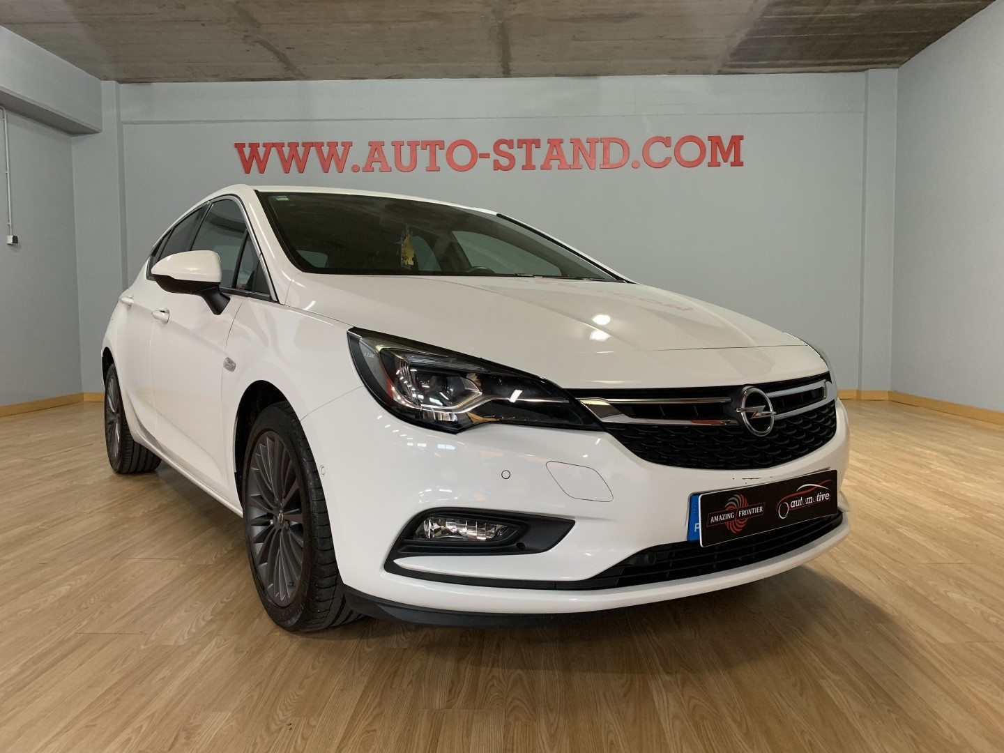 Opel Astra 1.6 ctdi innovation