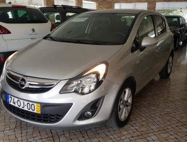 Opel Corsa AUTOMÁTICO  1.2