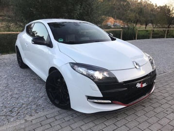 Renault Mégane coupe 2.0 T RS CUP