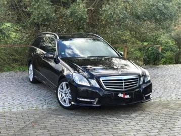 Mercedes-benz E 200 CDi Avantgarde Aut. Pack AMG