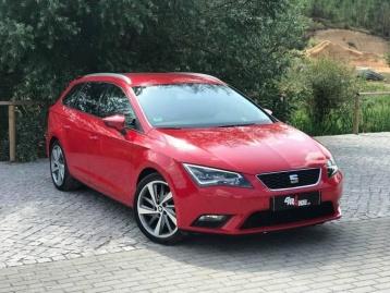 Seat Leon st 1.6 TDi Sport