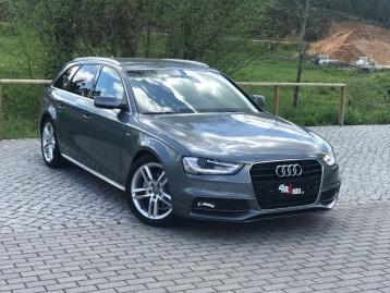 Audi A4 avant 2.0 TDi Business Line S-line