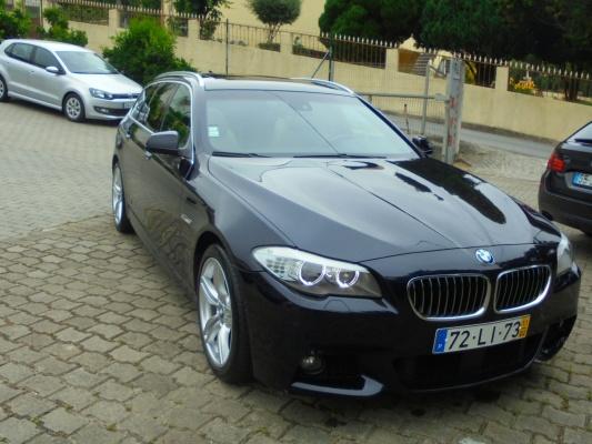 BMW 535, 2011
