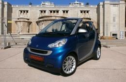 Smart ForTwo Cabrio 0.8 CDI Passion (45 cv)