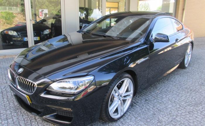 BMW 640, 2012