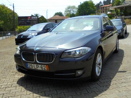 BMW 520, 2011