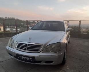 Mercedes-Benz S 430 V8 GPL NACIONAL