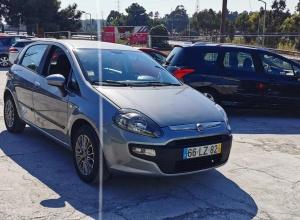Fiat Punto Evo 1.4 GPL