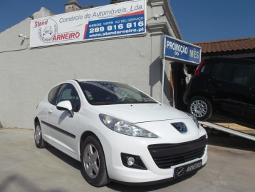 Peugeot 207 1.6 HDi Van