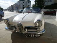 Alfa Romeo Giulietta Spider 750D